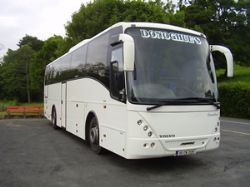 Donoghues Coaches 53 seater luxury coach