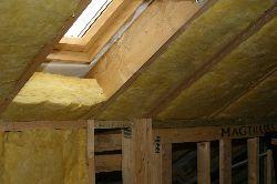 Dormer Insulation Photo