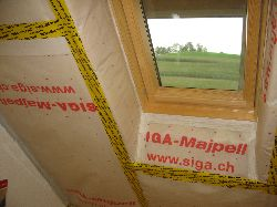Air Tight Insulation