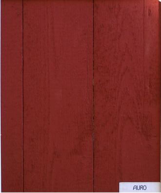 Auro 148 Swedish Red Exterior Paint