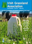 Irish Grassland Association - Summer 2016 Newsletter