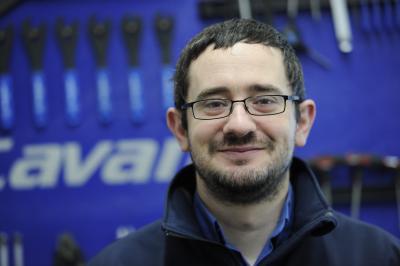 Martin O Sullivan – Cycle Mechanic
