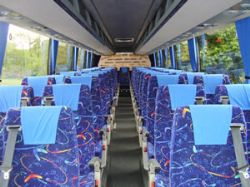 Donoghues Coaches Inside