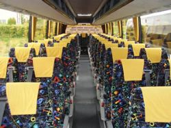 Donoghues Coaches 53 seater