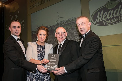 Agribusiness Awards, Winner, Fresh Fruit and Vegetable Agribusiness of the Year, 2015