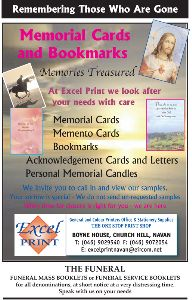 Memorial Stationery Navan