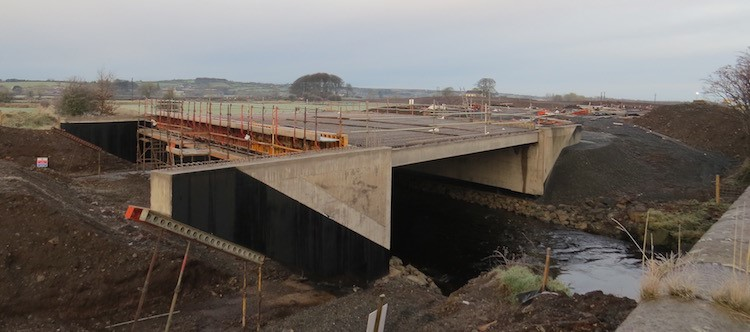 Mattest Construction - Awarded Testing on the A26 & A31