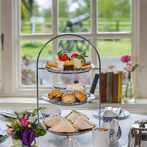 Crover House Hotel - Afternoon Tea