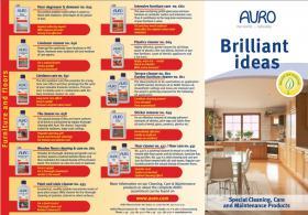 AURO Brilliant Ideas
