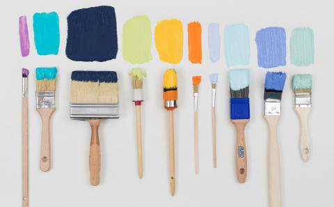 AURO Colours for Life Natural Paint