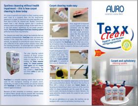 AURO TEXX Carpet Clean