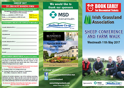 Sheep Brochure