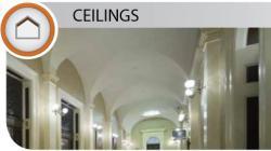 Diathonite Evolution Ceiling Application