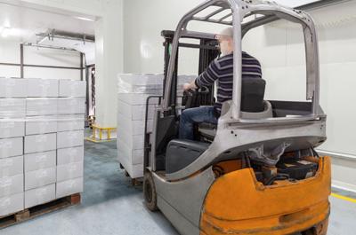Cold Speed Logistics - Chilled & Frozen Storage