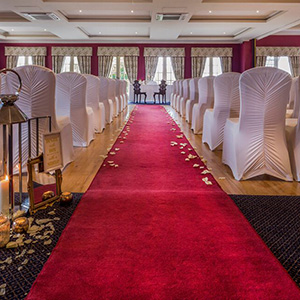 Crover House Hotel -  Civil Ceremonies