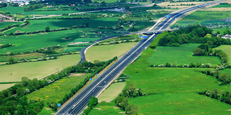 Mattest Construction - the M3 Clonee to Kells Motorway