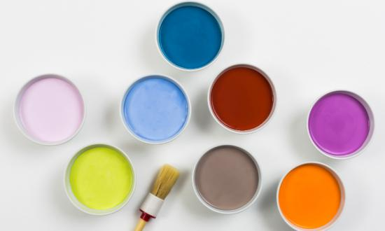 NEW Ready Mixed Natural Paint - Over 700 Colour Shades