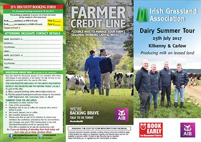 Dairy Conference leaflet