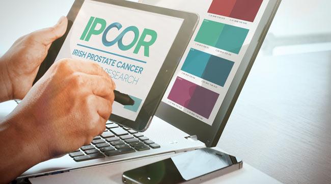 Ipcor logo design by flo web design