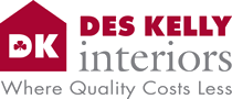 Des Kelly Interiors Logo
