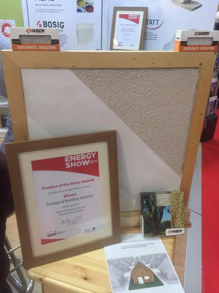 Best Energy Efficient Product at The Energy Show 2017