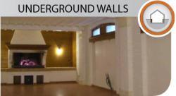 diathonite evolution Underground walls application