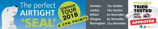 Seminar Tour - Airtightness