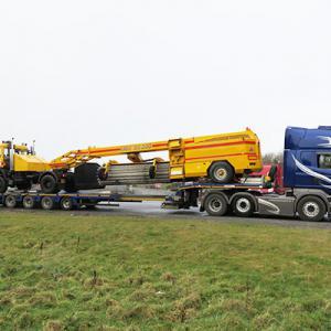 Matthews Transport - Extendable Trailers
