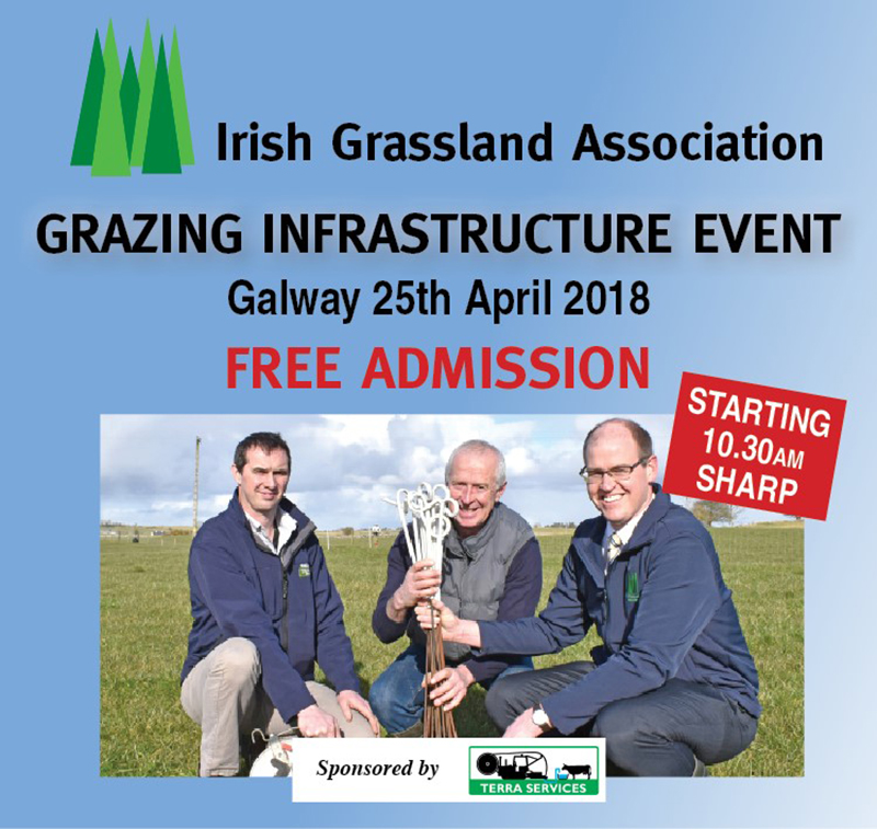 Free Grazing Infrastructure Event