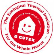 Gutex wood fibreboard ecological thermal insulation