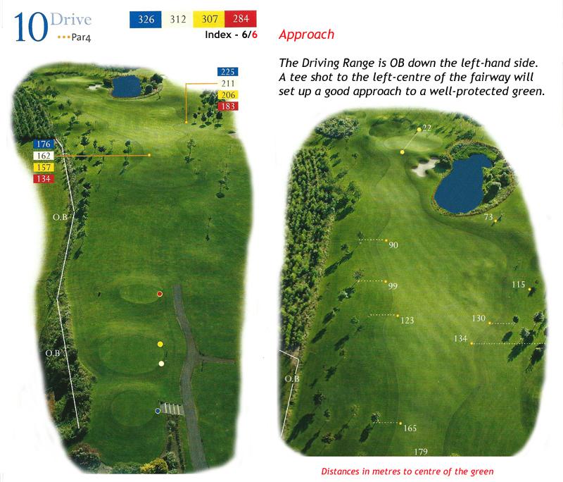 Ballyneety Golf Course Hole 10