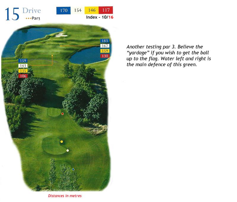 Ballyneety Golf Course Hole 15