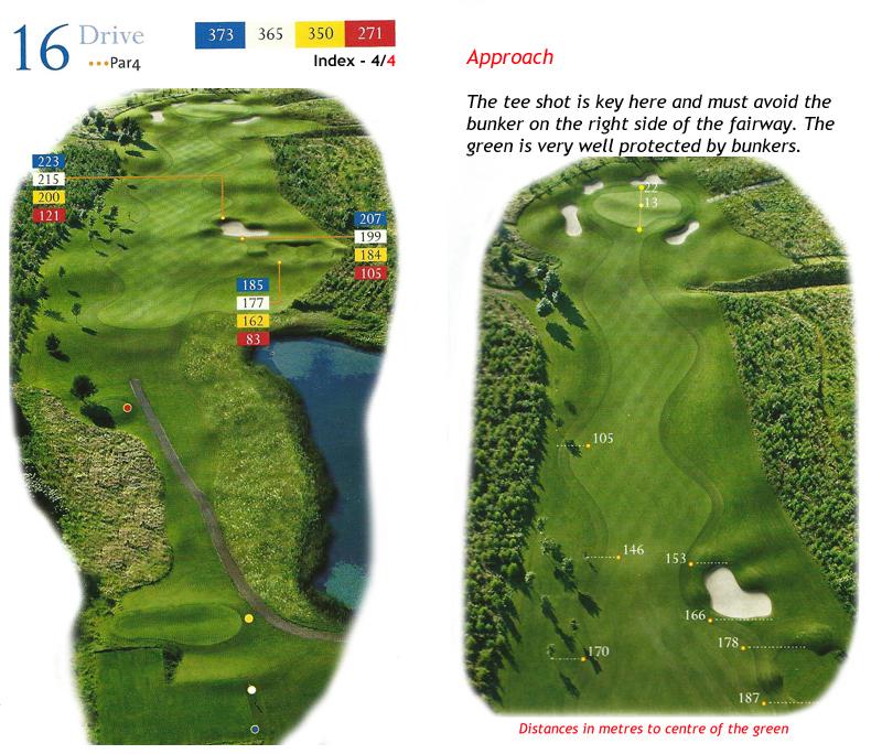 Ballyneety Golf Course Hole 16