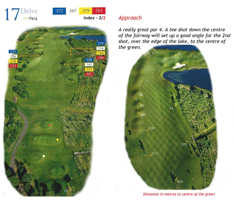 Ballyneety Golf Course Hole 17
