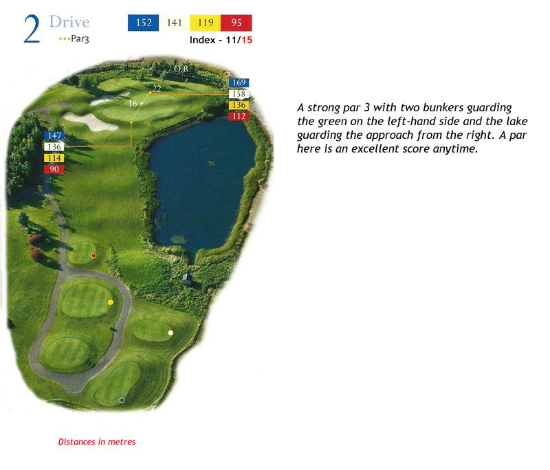 Ballyneety Golf Course Hole 2