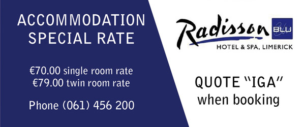 Radisson BLU accommodation special rate