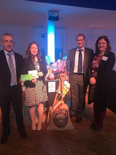 Bord Bia Sustainabaility Award, Finalist, 2015