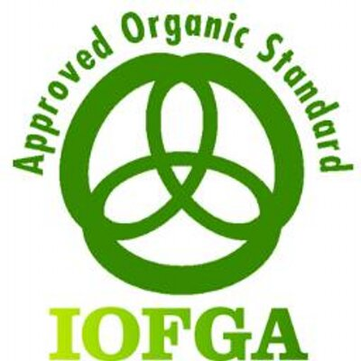 Approved Organic Standard IOFGA