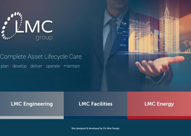 LMC Group Website Image