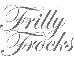Frilly Frocks Logo