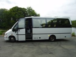 Donoghues Coaches 23 seater
