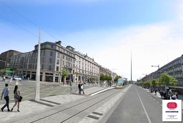 Mattest Construction - LUAS Cross City Scheme