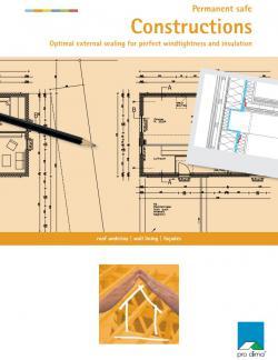 pro clima construction details