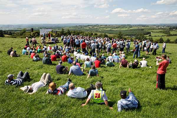 IGA - Dairy Summer Tour Review – milk production on more challenging soils
