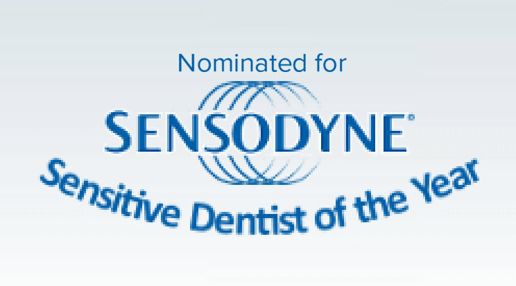 sensitive dentist of the year