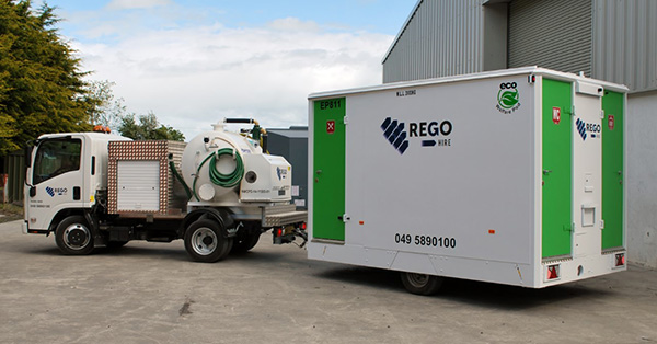 Rego Hire - Services