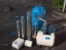 Water Pumps & Pressure Tanks
