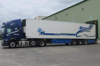 Matthews Transport - Temperature Controled