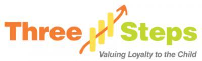 Three Steps Logo Image