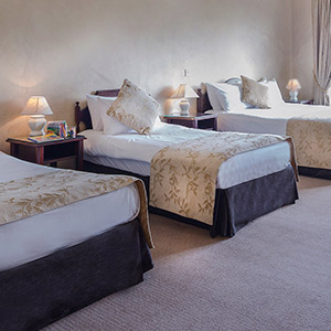 Crover House Hotel - Bedrooms